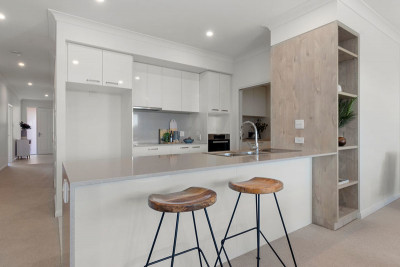 Highly appealing, brand new, two bedroom home in superb location