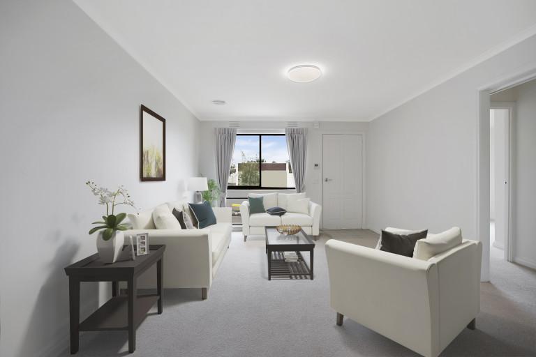 Low maintenance living - Midlands Terrace