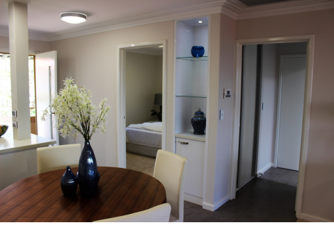 2 Bedroom Villa $525,000