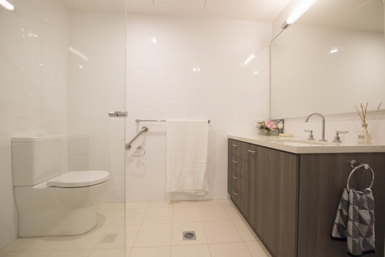 Anglicare Sydney - Modern 1-bed apartment in Castle Hill