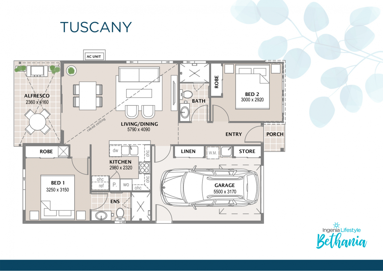 The Tuscany is Coming Soon to Bethania