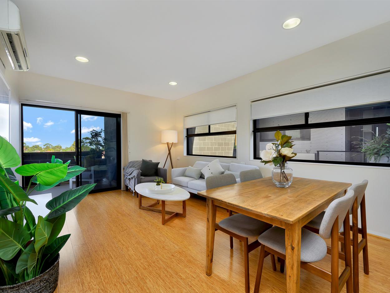 Modern 2 bedroom apartment with balcony offering coastal sunset views   Apt 301  93 Diagonal Road, Somerton Park  - Somerton Park 5044 Retirement Property for Sale