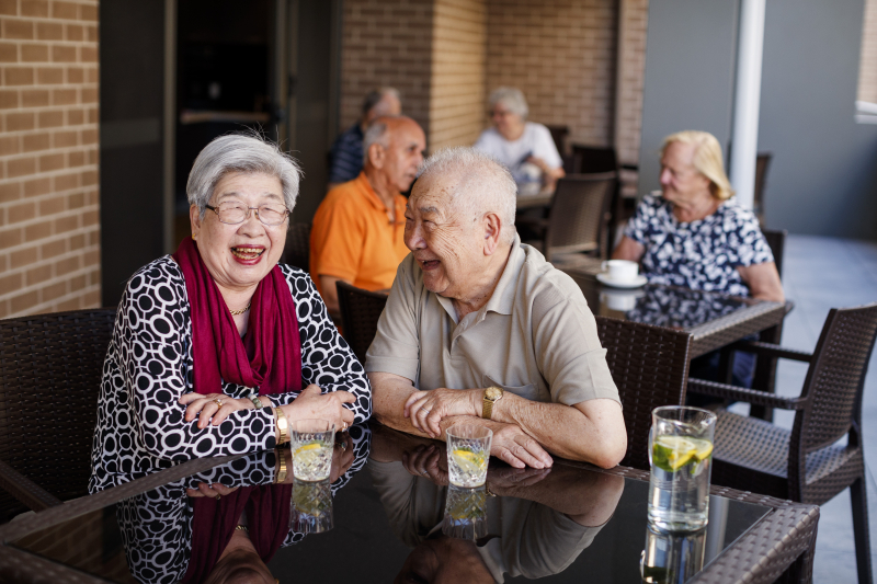 Macquarie Lodge Retirement Village