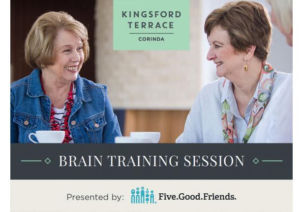 Session 2: Brain training series | Kingsford Terrace Corinda