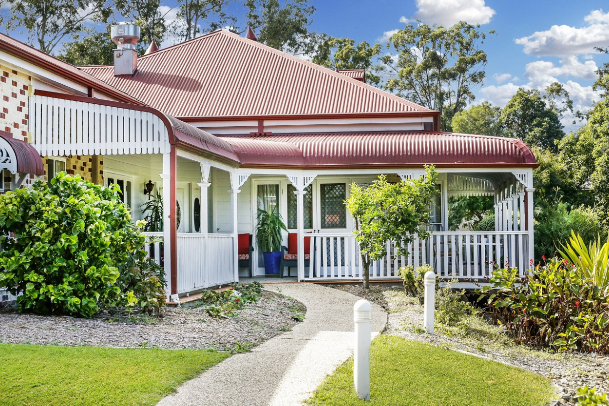 Churches of Christ in Queensland Homesteads Aged Care Service