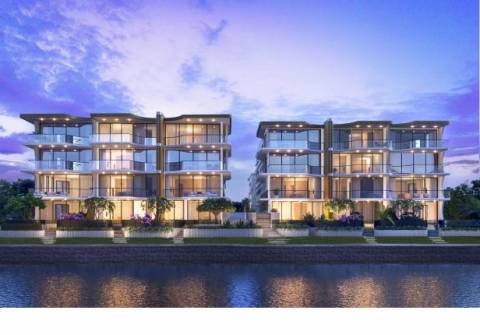 Stunning ONE Bulimba Riverfront Apartment Living