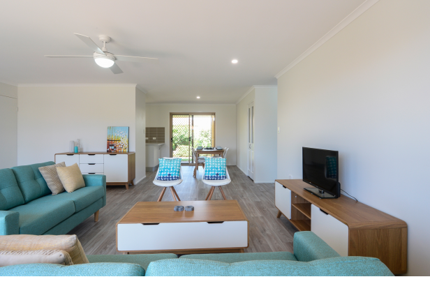 Retire by the beach in beautiful Bargara
