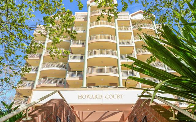 Howard Court at IRT Pioneer Place
