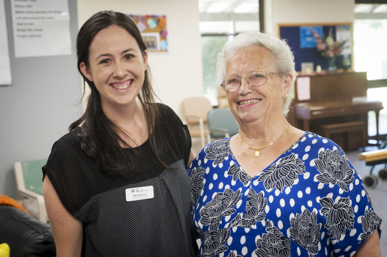 Resthaven Marion Community Services can provide Level 1, 2, 3 and 4 Home Care Packages