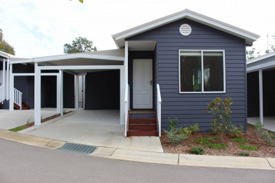 Lakeside Lifestyle Community - 2 Bedroom Home