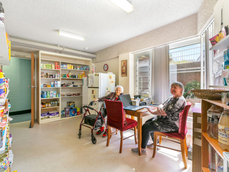 Retirement living in a relaxed sea-side location.