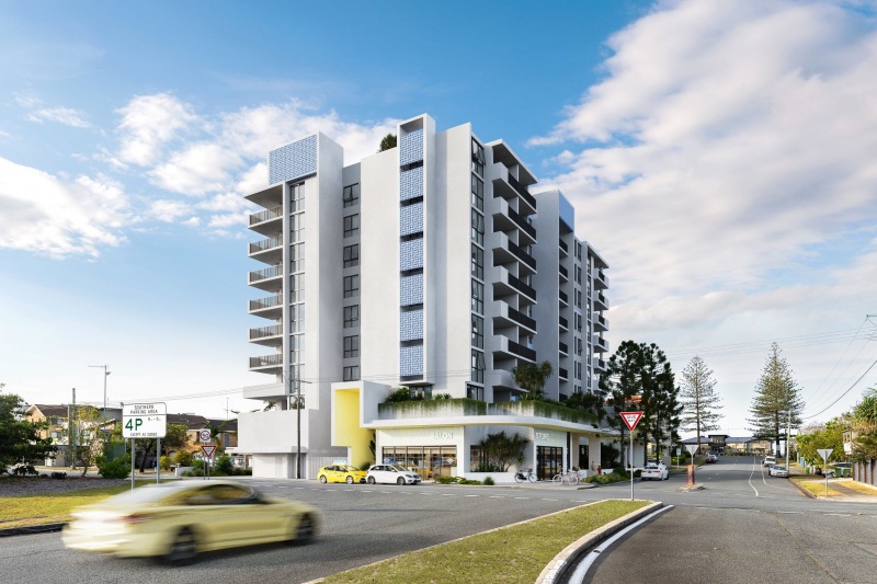 SOLD Apartment 155 | The Pavilion North Kirra