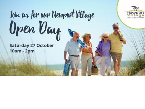 Newport Village Open Day