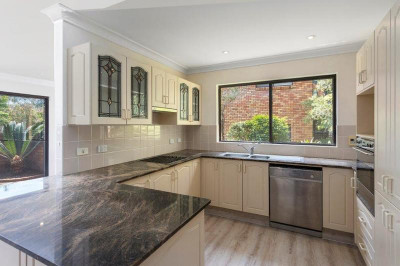 Perfectly located home with views over green reserve at the front