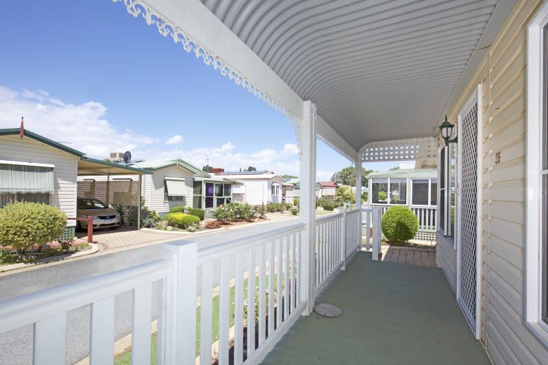 SOLD - 2 Bedroom Home Next To Parkland at Mandurah Gardens Estate