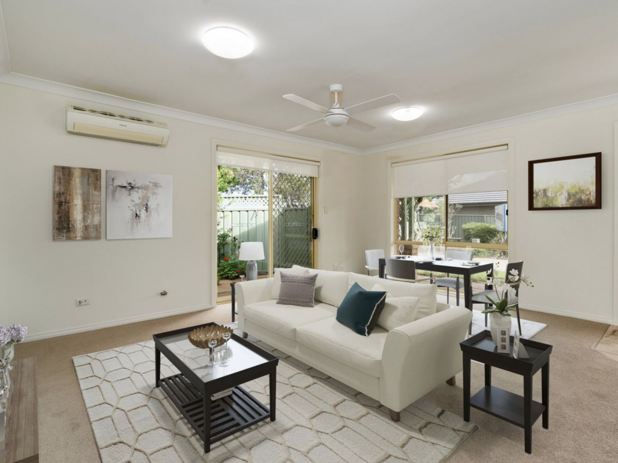 Macquarie Grove - Well presented 2 bedroom Villa now available 1/24 Macquarie Place - Tahmoor 2573 Retirement Property for Sale