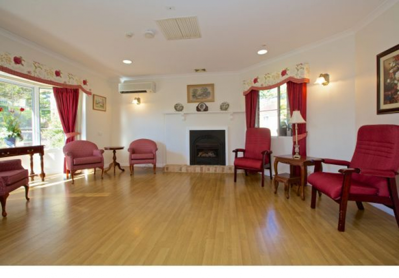 Amana Living - Lady McCusker Home