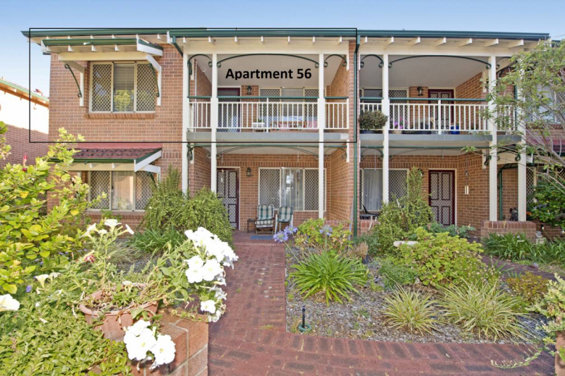 Apartment 56, Bethanie on the Park