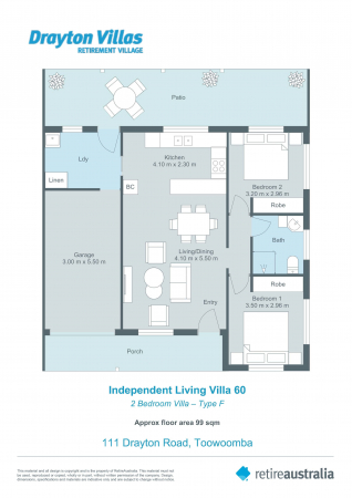 The perfect Villa to make your new home
