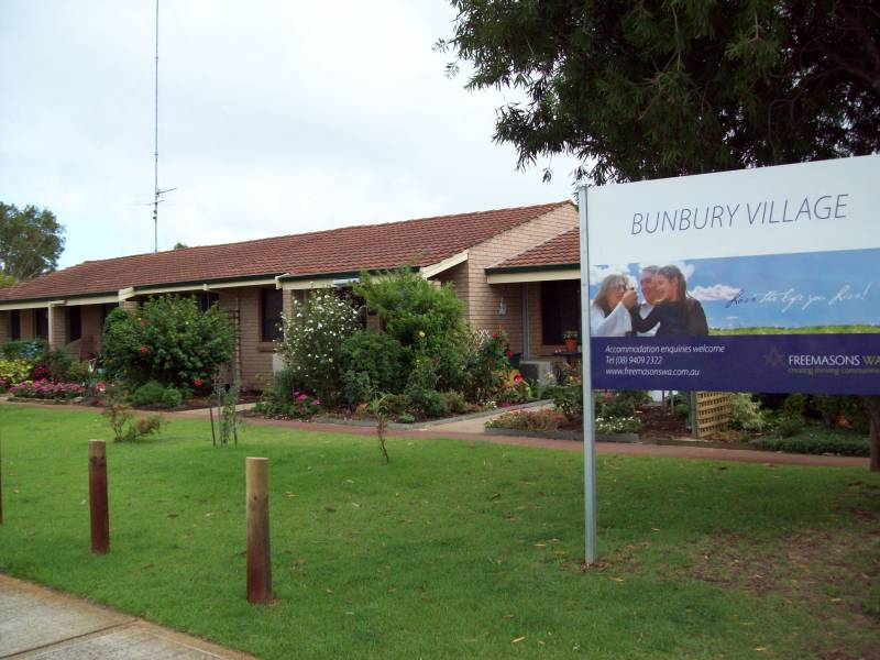 Bunbury Masonic Village