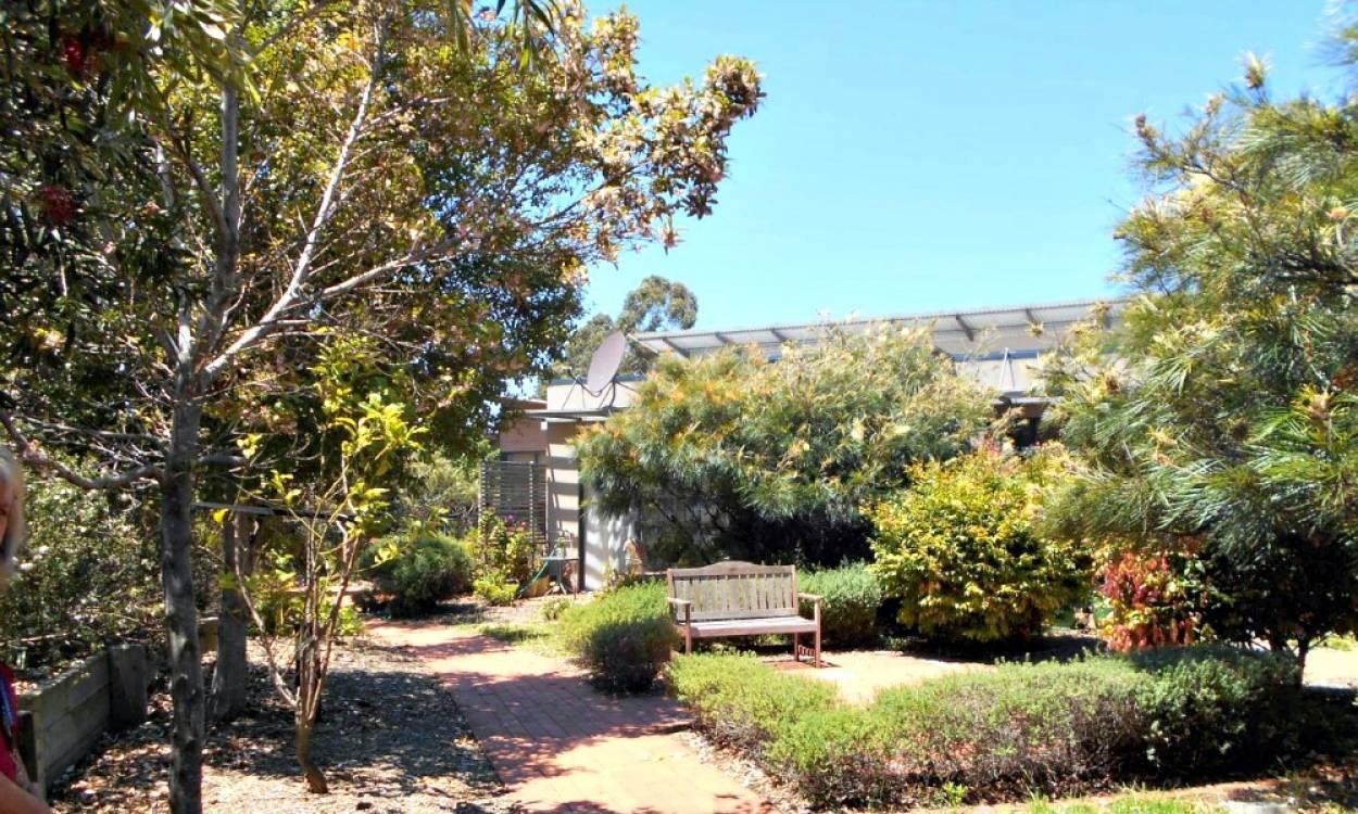 Hugh Cunningham Gardens