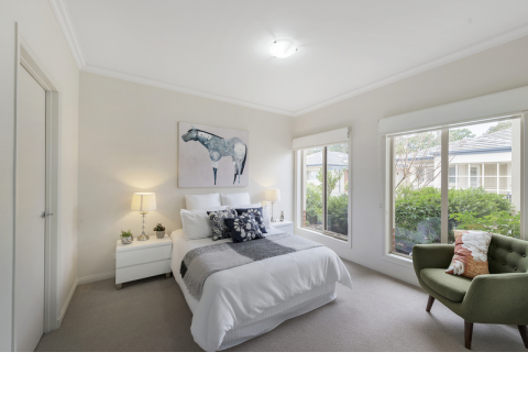 Stunning home offering a wonderful secure lifestyle