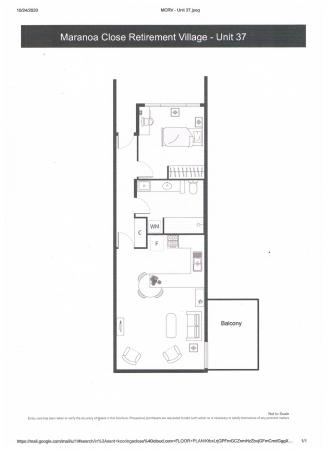 Maranoa Close Retirement Village Unit 37 Unit 37/2a Kireep Road  - Balwyn 3103 Retirement Property for Sale