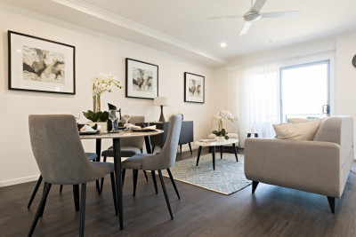 Your own apartment with all the care you might need - Sinnamon Park