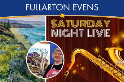 Art, music, dancing, food and wine – it's all happening at Fullarton in July!