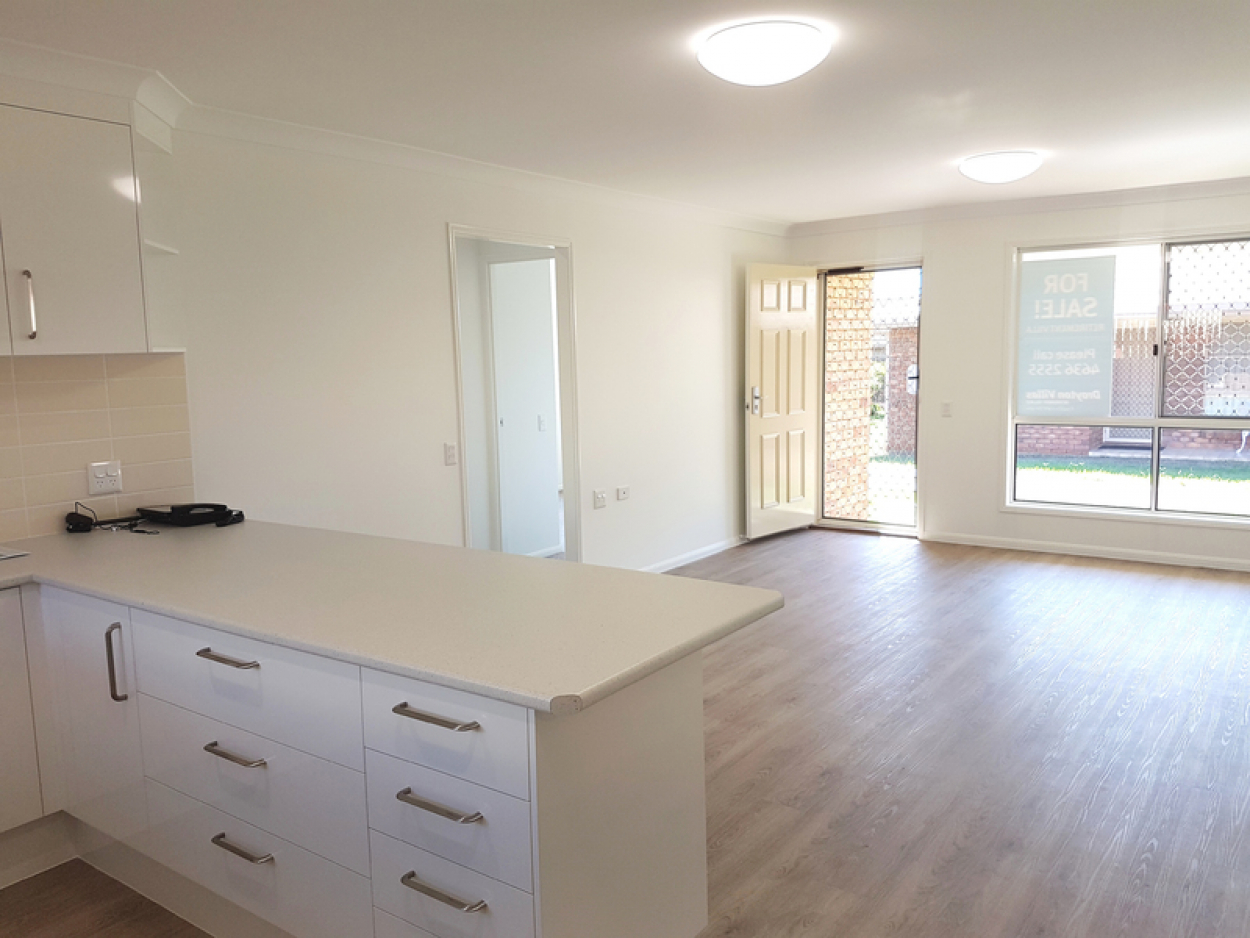 Enjoy the Serenity of this beautifully appointed, newly refurbished unit