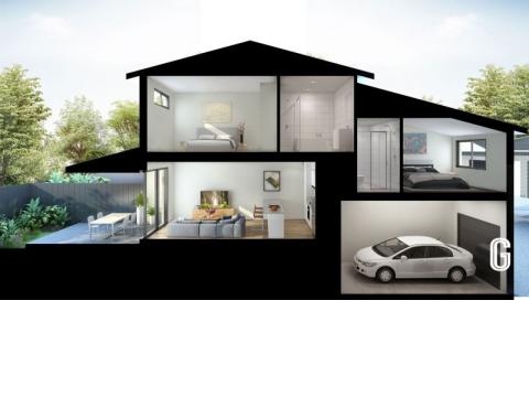 Ironbark Estate – Selection of Unique 3 bedroom Townhouses