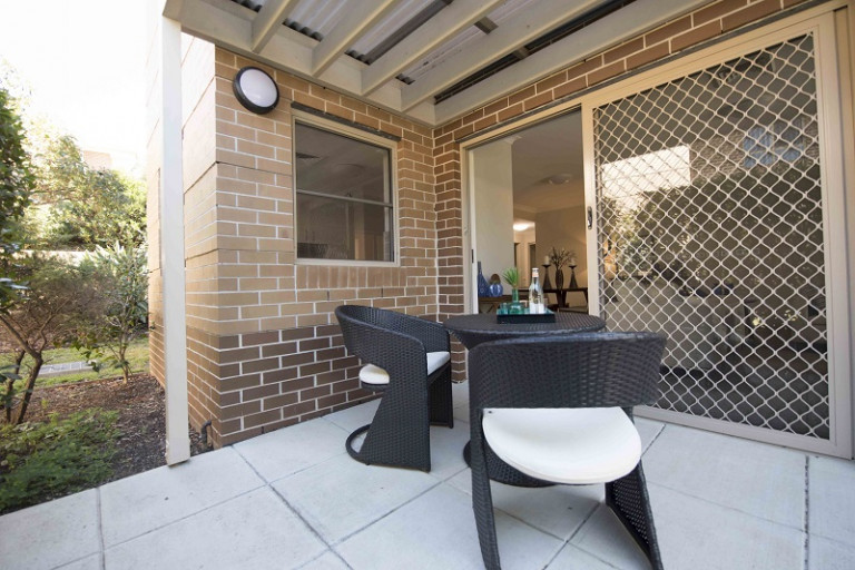 Anglicare Sydney - 2-bed villa at Warrina Village, Castle Hill