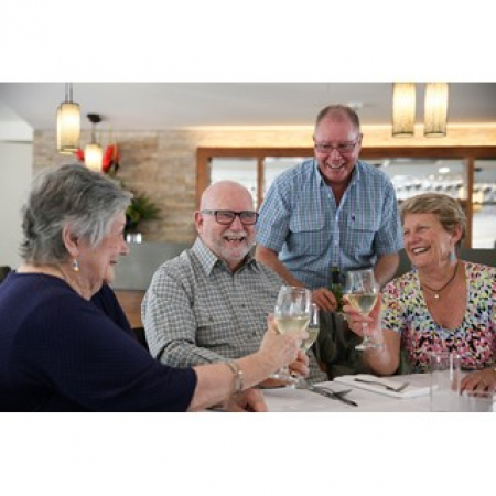 Award Winning Village   The Gracewood Retirement Village