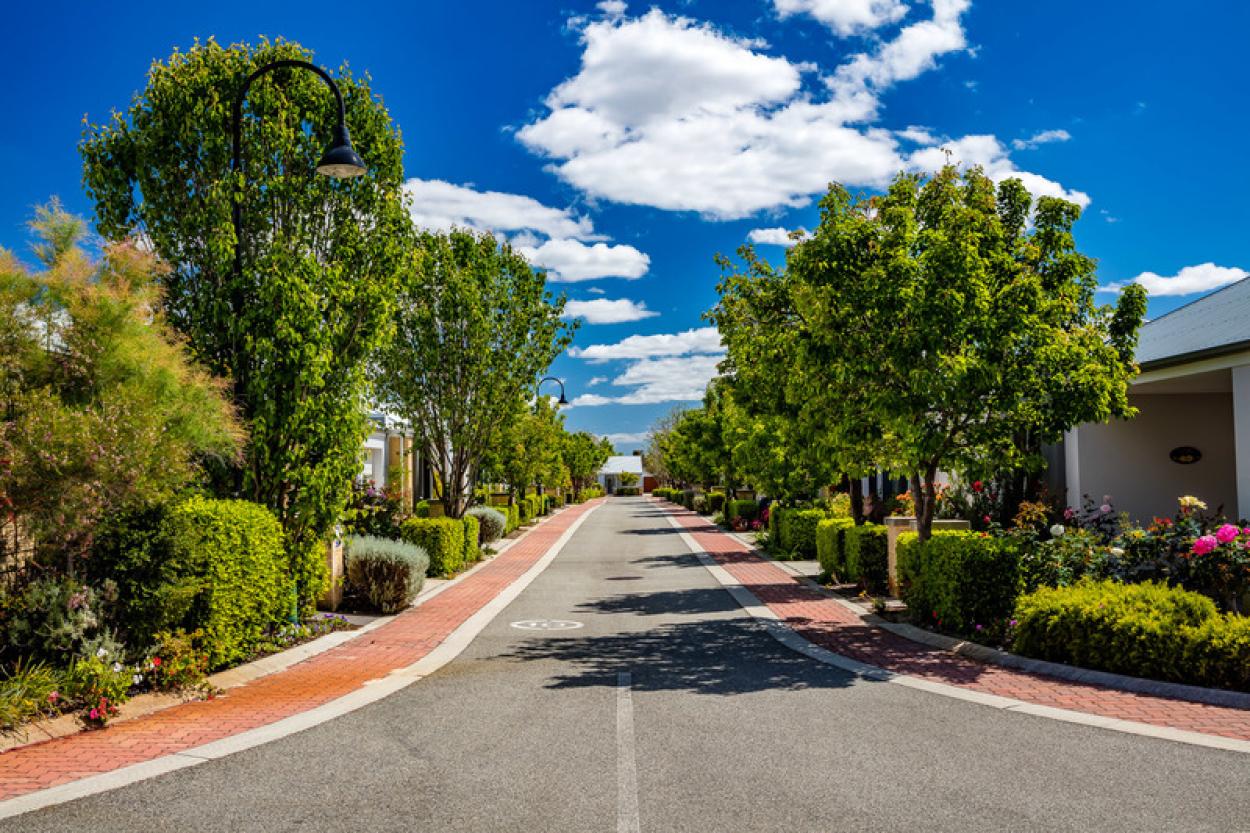 Charming villa in a lovely garden setting