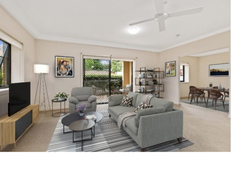 2 bedroom apartment located on The Central Coast