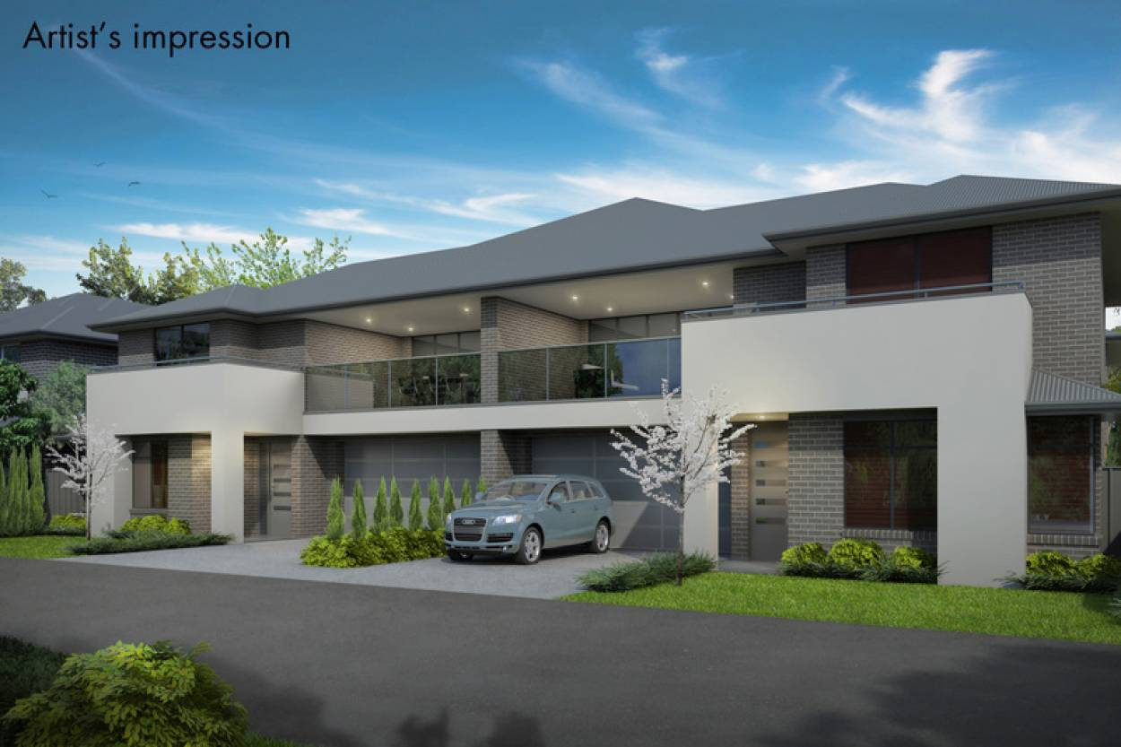 Stage 3 villas coming soon - Living Choice Glenhaven