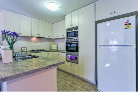 Delightful two bedroom ground floor apartment, positioned in a popular location within the village and close to all the facilities.