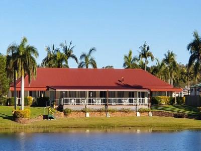 Noble Lakeside Park -  Over 50's Resort Kingscliff