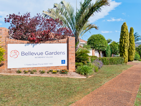 Bellevue Gardens Retirement Village