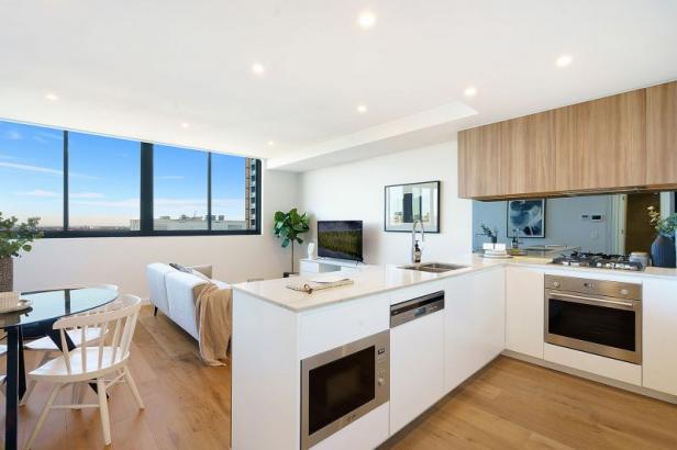 Brand New Bright & Spacious Apartment