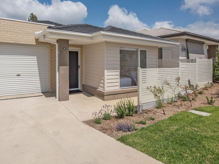 Over 55's living at Mernda Retirement Village - Robin