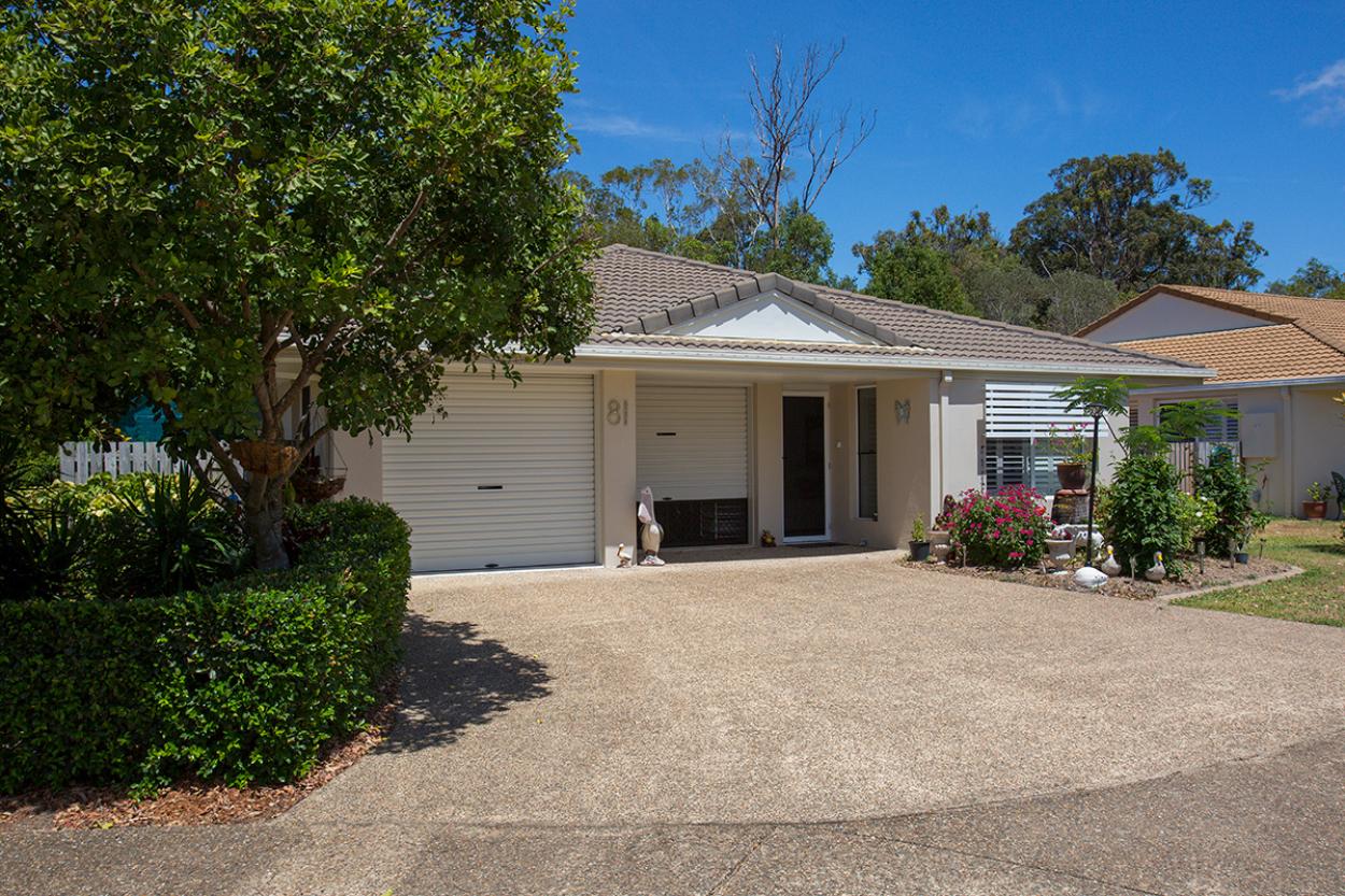 IRT Parklands Retirement Village 242 Parklands Boulevard - Currimundi 4551 Retirement Property for Sale