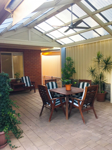 Brilliantly located just minutes from one of Adelaide's premier shopping centres.