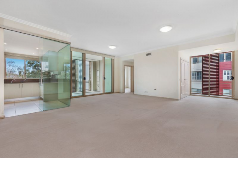 Open Living Apartment