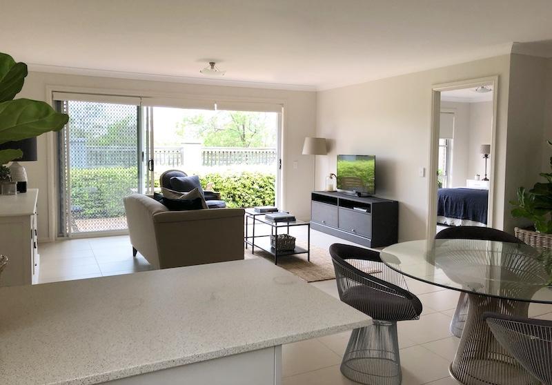 Riverside Gardens - 2 bedroom 2 bathroom ground floor  villa
