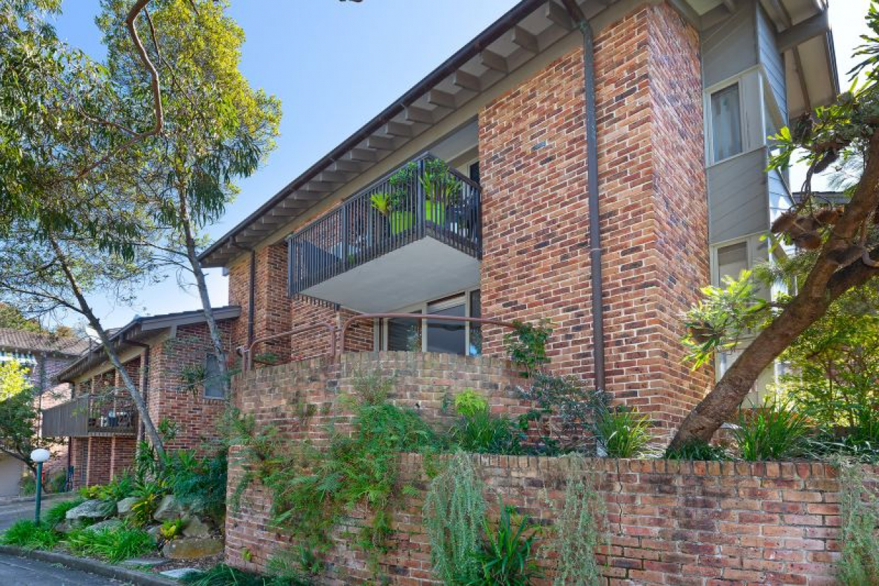 Quality independent retirement living set amidst tranquil, tree-lined outlook with easy level access