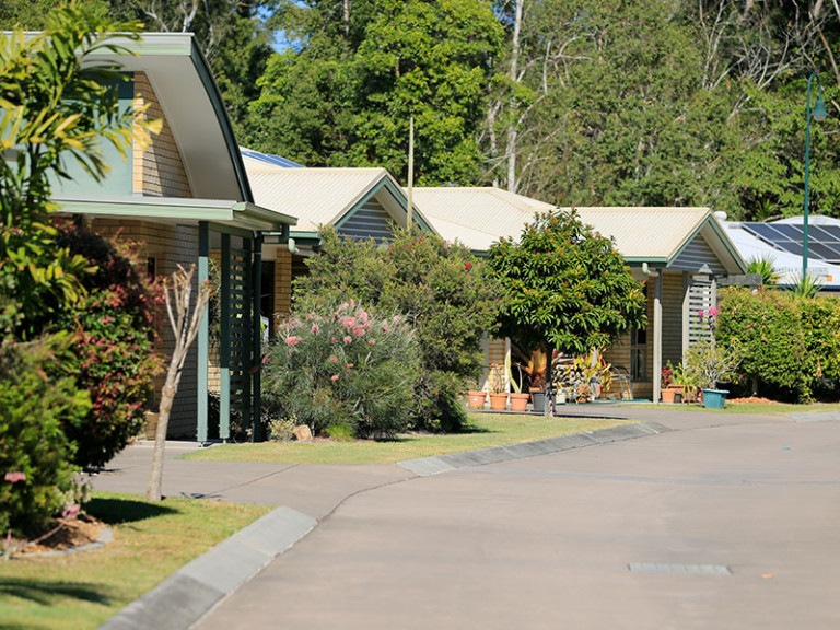 Churches of Christ in Qld Sanctuary Park Retirement Community