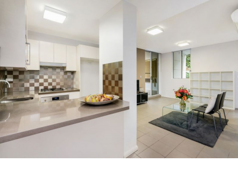 Exceptional 1 Bedroom Apartment with Large Terrace Area