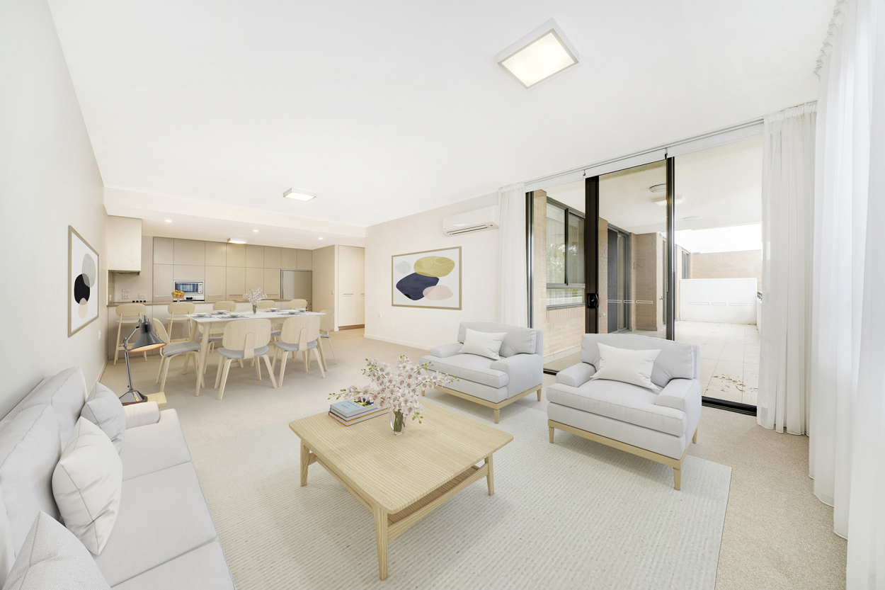 3 Bedroom Apartments - they don't last 15 Burnie Street - Lyons 2606 Retirement Property for Sale