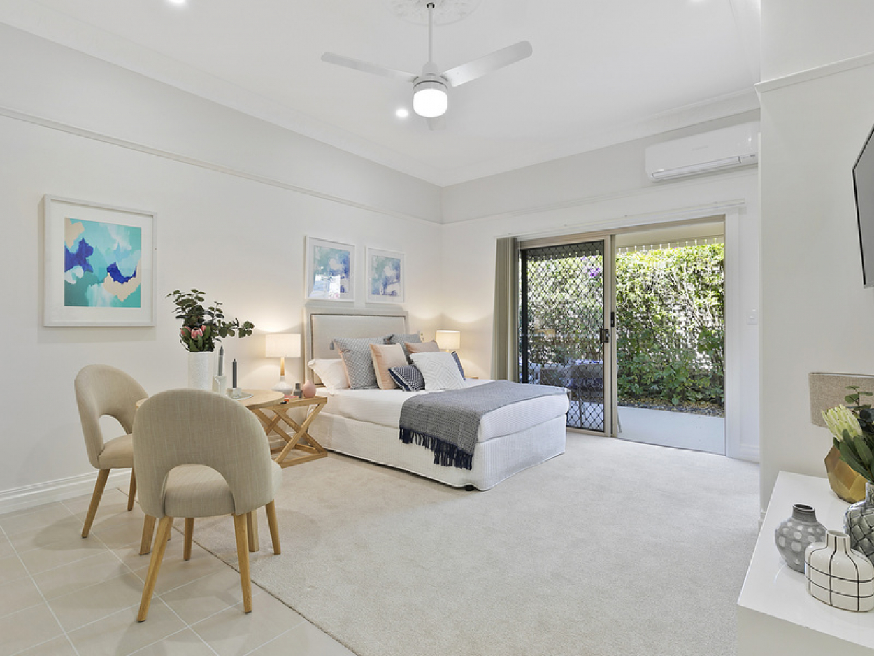 Price Reduced - Idyllic one bedroom apartment located in the heart of Clayfield